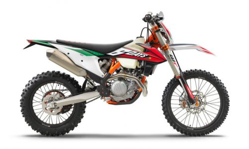 ENDURO SIX DAYS